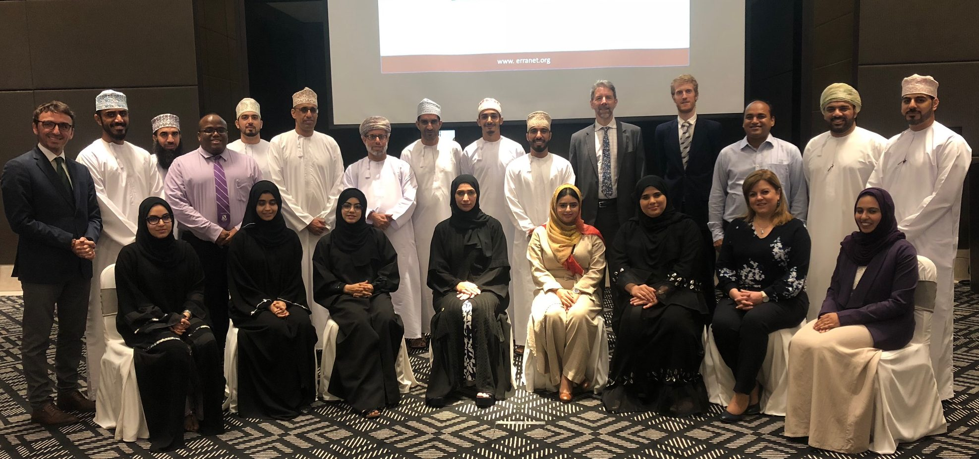 ERRA Tariff Regulation Training Course for the Oman Power