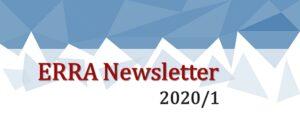 ERRA Newsletter Spring 2020