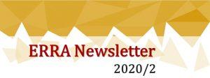ERRA Newsletter Autumn 2020