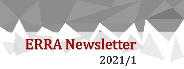ERRA Newsletter Spring 2021